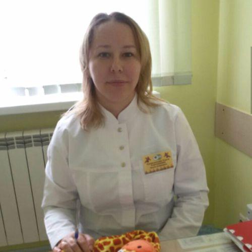Кривоносова Ольга Анатольевна