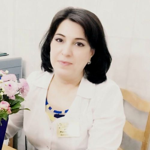 Мусаева Марьям Даудовна
